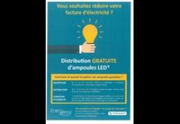 DISTRIBUTION D'AMPOULE COM COM IROISE