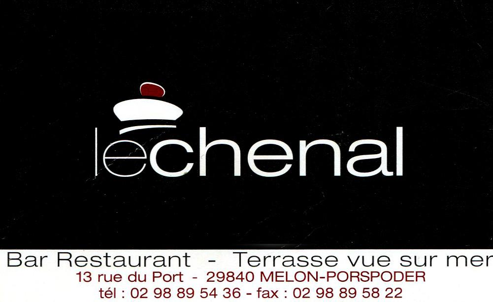Bar Restaurant Le Chenal à Melon-Porspoder