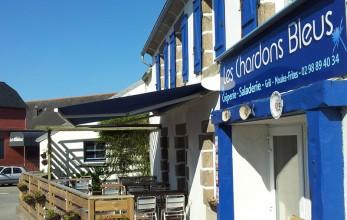 Restaurant Les chardons bleus à Porspoder